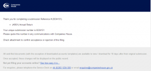 companies house scam