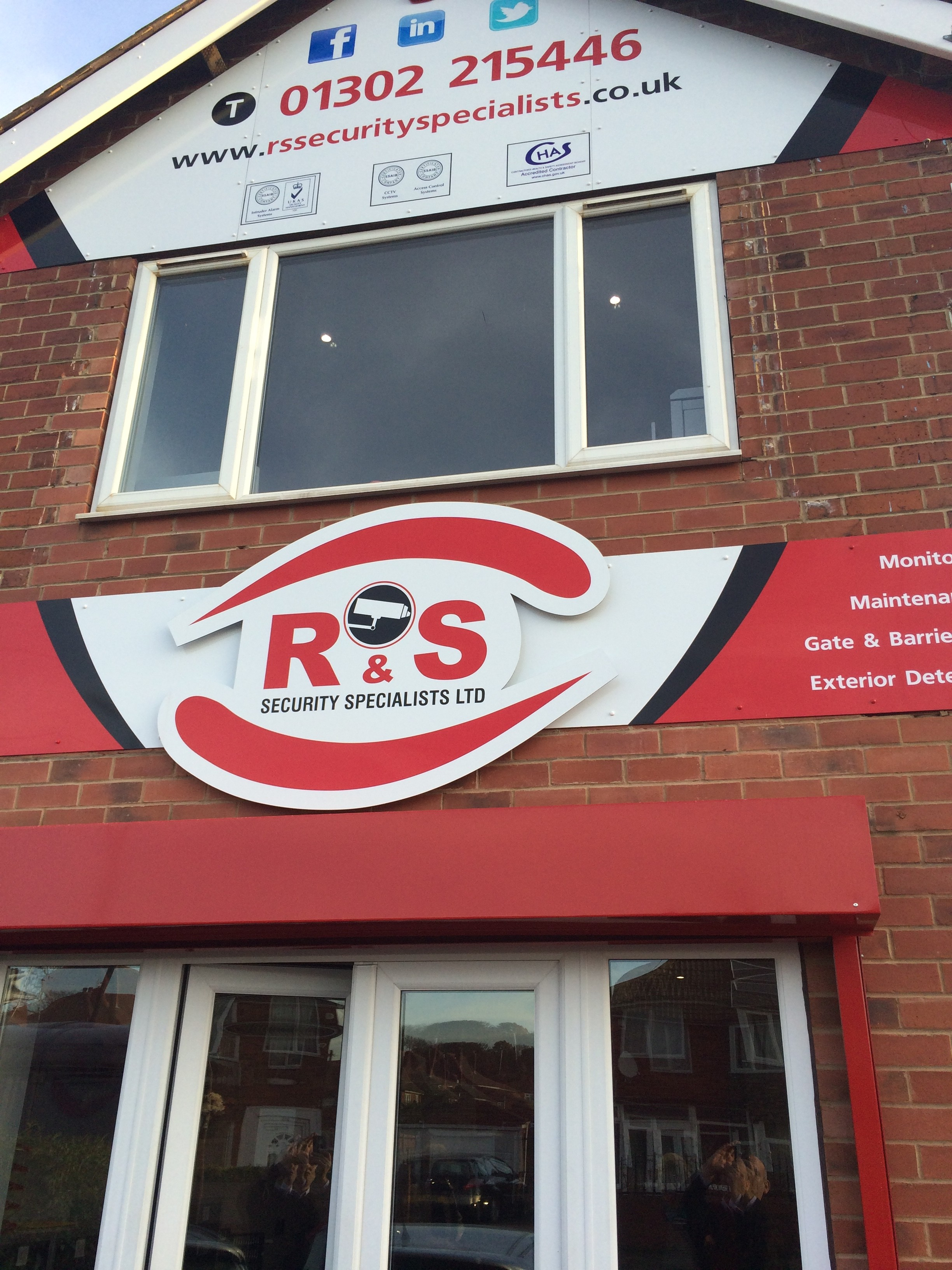 R&S Security Specialists in Doncaster