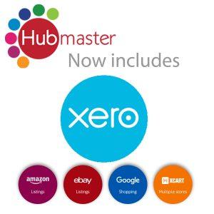 HubMaster now includes Xero